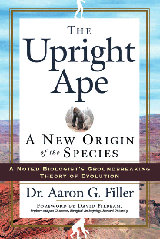 Aaron G. Filler – The Upright Ape: A new origin of the species (2007) New Page Books, with a foreword by David Pilbeam (Dean of Harvard College).