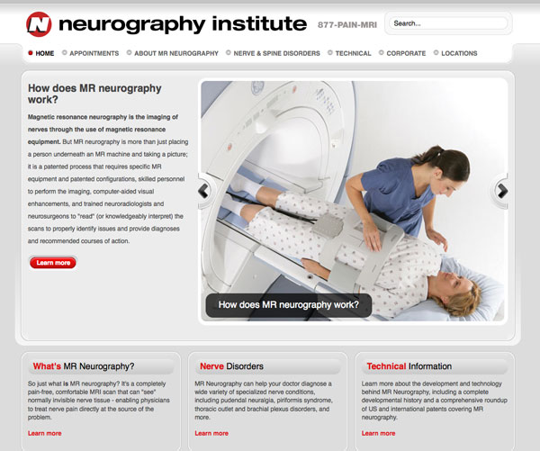 Neurography.com